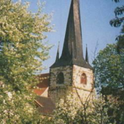 Kirche St. Wenzel Barnstädt