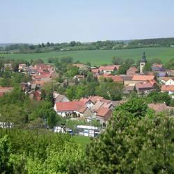 Gemeinde Farnstädt, Blick auf die Gemeinde